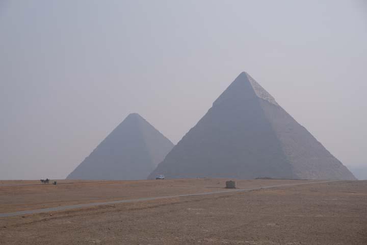 Egypte piramides
