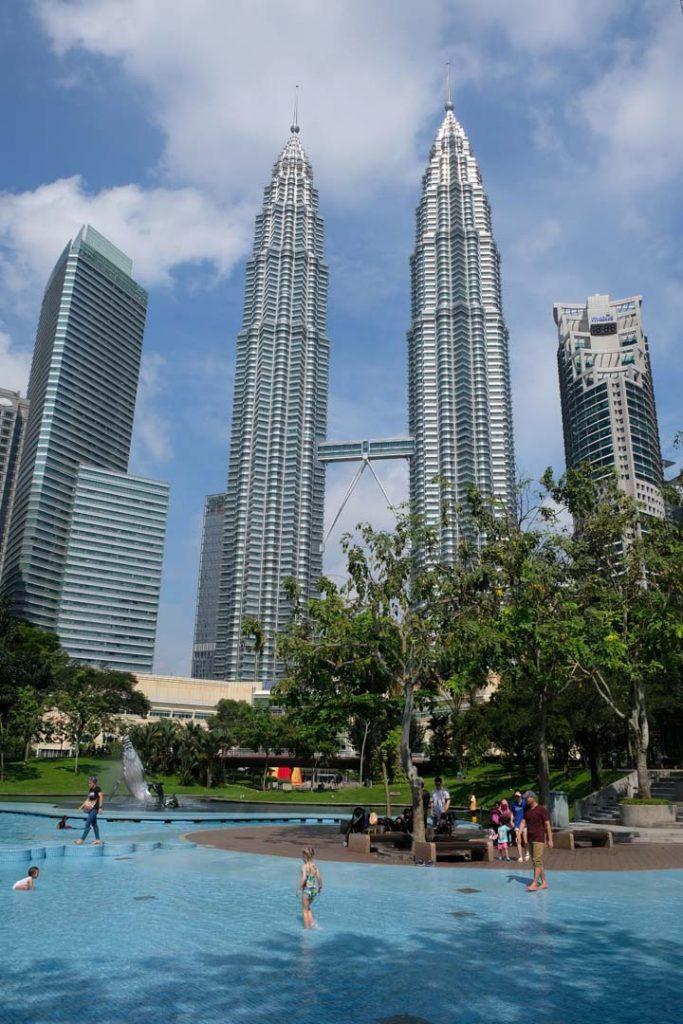 Maleisie petronas towers