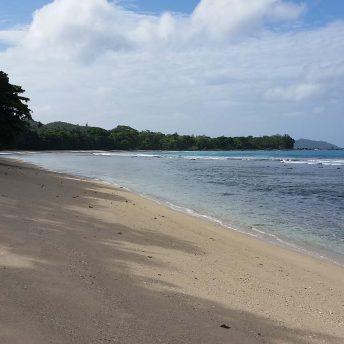 Seycellen strand mahe